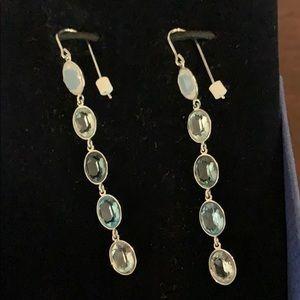 Swarovski dangle earrings